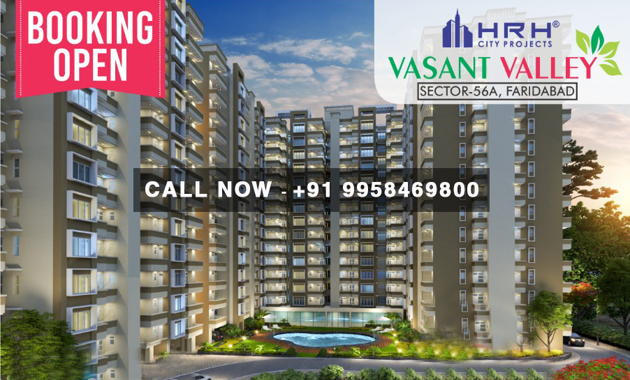 HRH City Projects - Vasant Valley